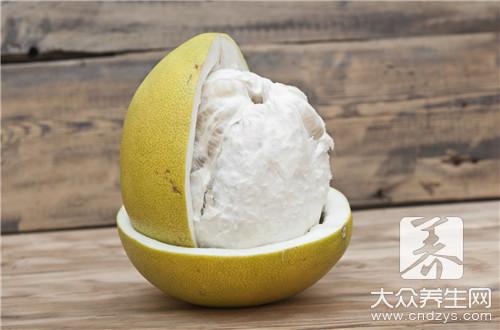 凉拌柚子皮的做法-第2张