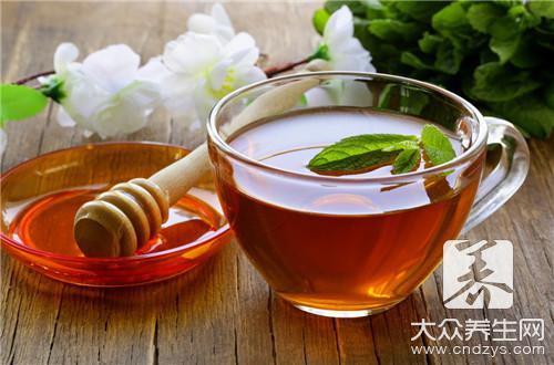黑茶和蜂蜜能一起喝吗