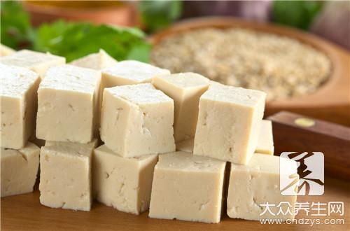 豆腐含钙吗?-第3张