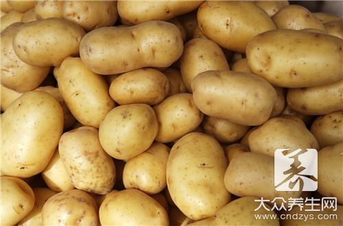 马铃薯榨汁功效与作用有哪些?
