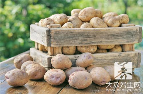 马铃薯榨汁功效与作用有哪些?-第3张