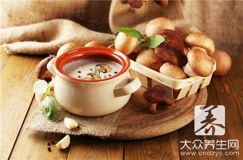 玉米蘑菇浓汤
