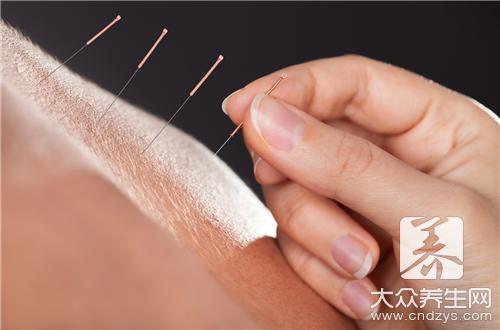 针灸治疗内分泌需要多长时间