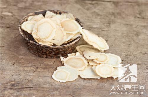 红豆薏米黄芪西洋参