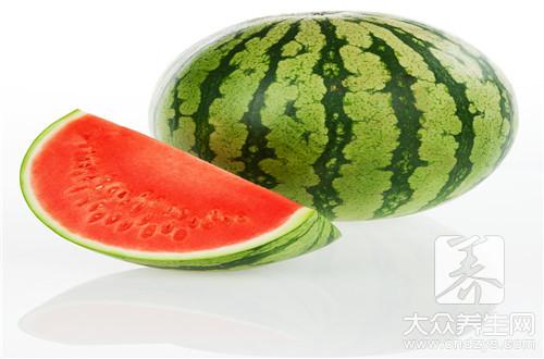 夏天喝西瓜汁好吗