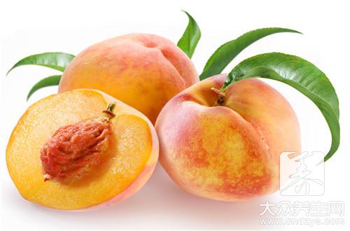 南瓜和桃子能一起吃吗-