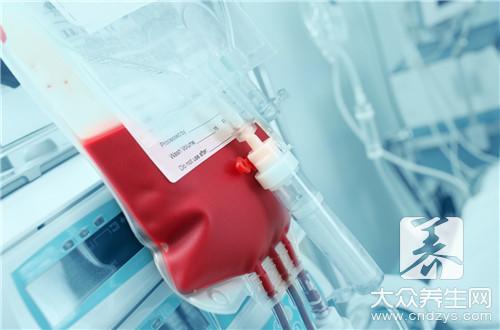 血液透析静脉压正常值-第1张