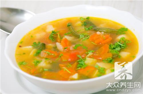 对喉咙好的汤是什么?
