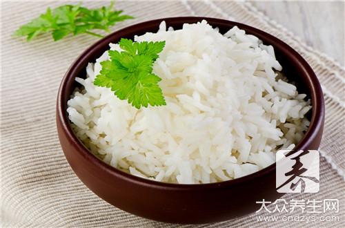 每天吃米饭会胖吗
