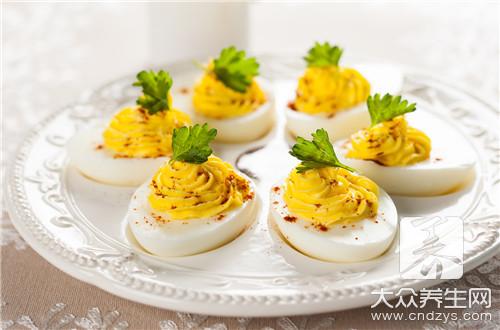 蛋黄有蛋白质吗