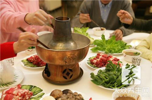 素火锅食材