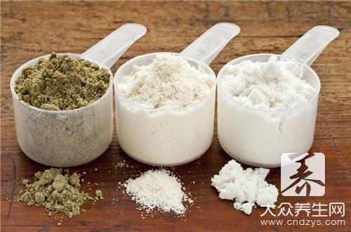 蛋白质粉怎么吃才好吃