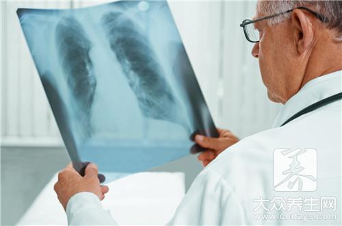 肺右上炎症怎么治