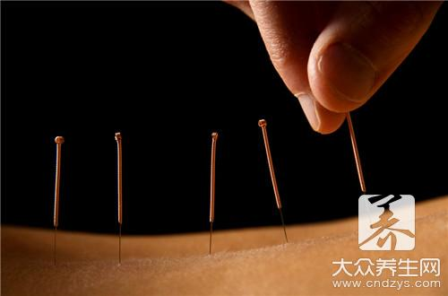 腰椎增生针灸学位