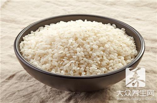 米饭含有什么营养成分