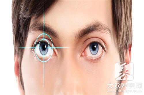 眼部造影怎么做