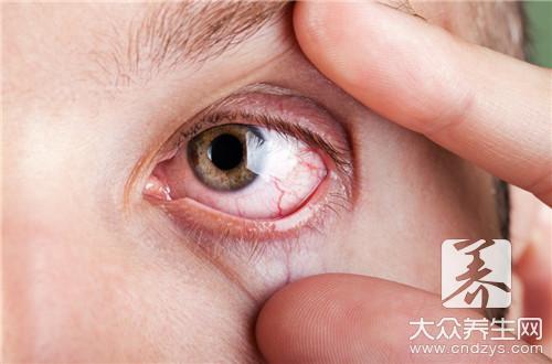 眼睛缺氧怎么办