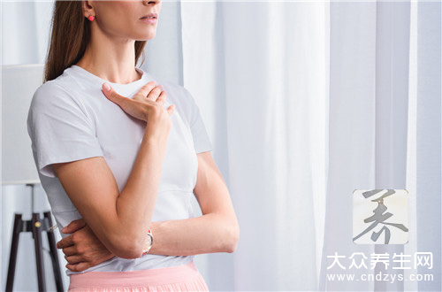 乳房涨胸闷