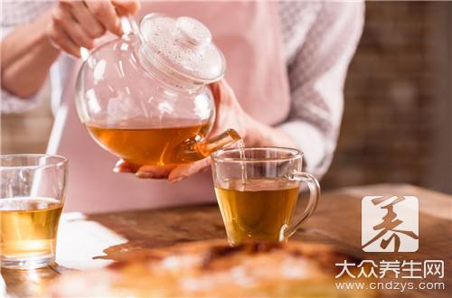 什么茶利尿消肿?