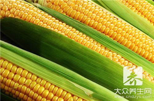 干玉米须的功效与作用