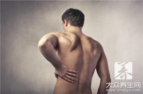 脊椎皮肤变黑