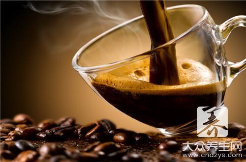 胃酸能喝咖啡吗