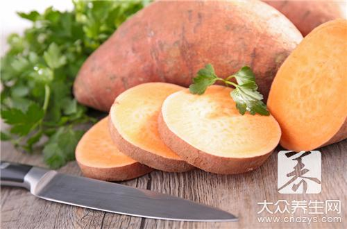 胃疼可以吃红薯吗