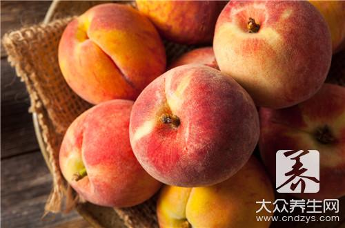 桃子是寒性的吗-第1张