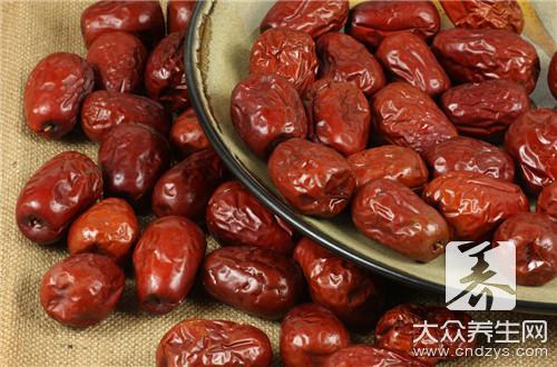 干吃红枣的功效与作用-第3张