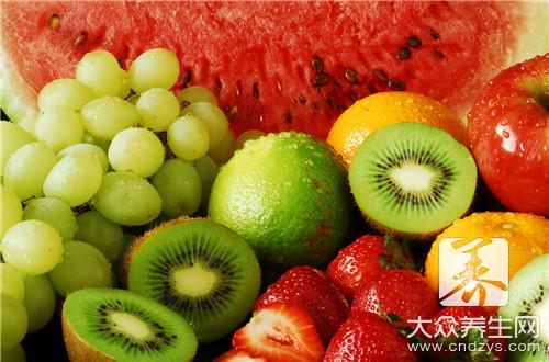 吃什么水果消脂肪