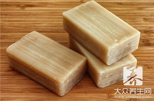 羊奶手工皂的功效是什么