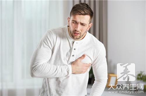 胸部绞痛是怎么回事