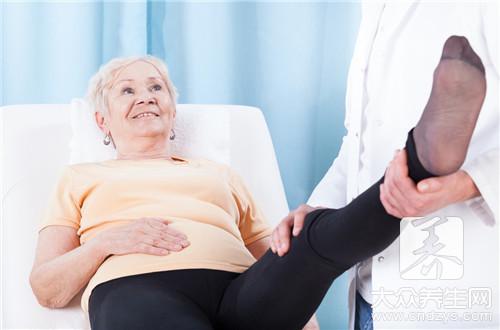 右腿肿胀疼痛怎么回事