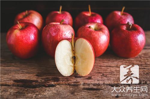 饿了吃苹果好吗