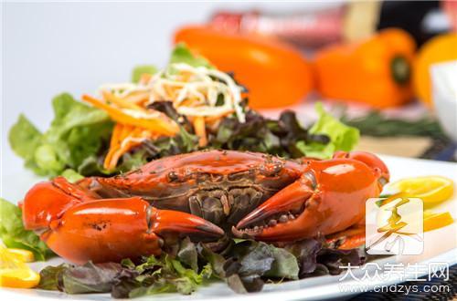 怀孕8个月能吃螃蟹吗?