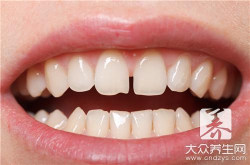 牙齿美白小窍门