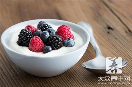 果料酸奶减肥吗