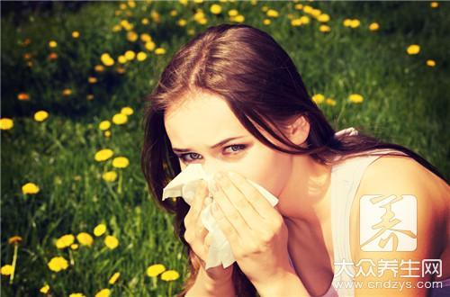 过敏性咳嗽的症状