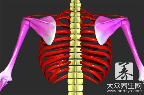 肋骨疼是怎么回事呢