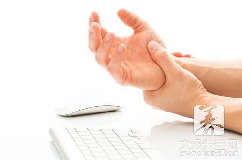 腱鞘囊肿是怎么引起的呢