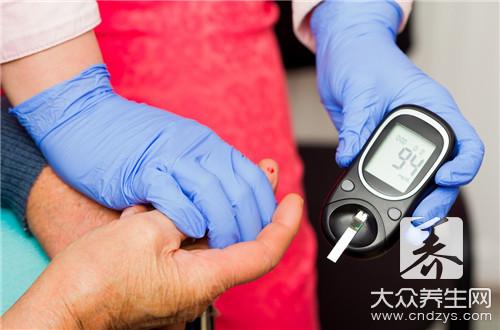 血糖高的症状有哪些