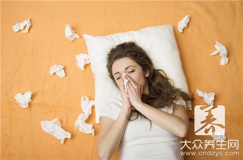热伤风感冒的症状,这些最为常见!-第2张