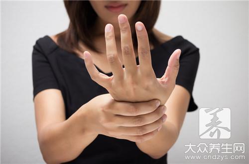 左手掌发麻是什么原因-第1张