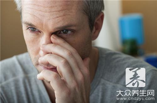 慢性鼻窦炎的症状有哪些
