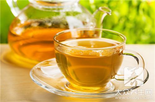大麦茶有降压作用吗,大麦茶的功效