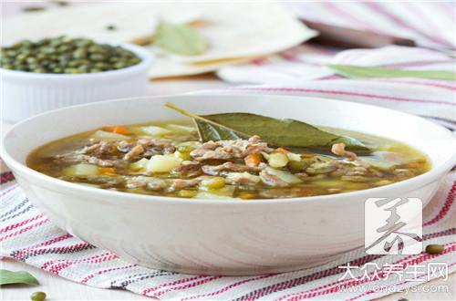 电饭锅煮绿豆汤的方法-第3张
