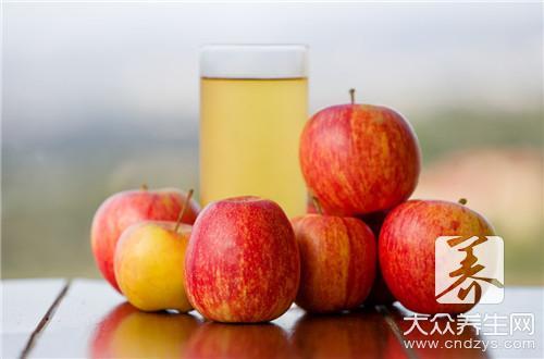 喝苹果汁能减肥吗