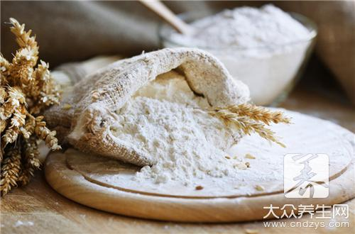 低粉是什么面粉?带你了解专业知识