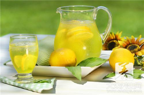 冰糖炖柠檬的做法是什么