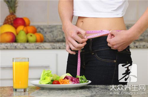 如何减脂肪
